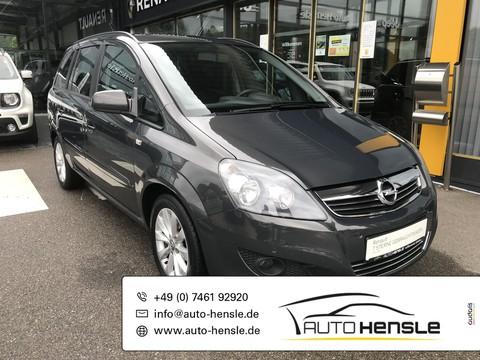 Opel Zafira B Family