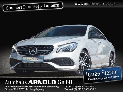 Mercedes-Benz CLA 180 AMG Line Night