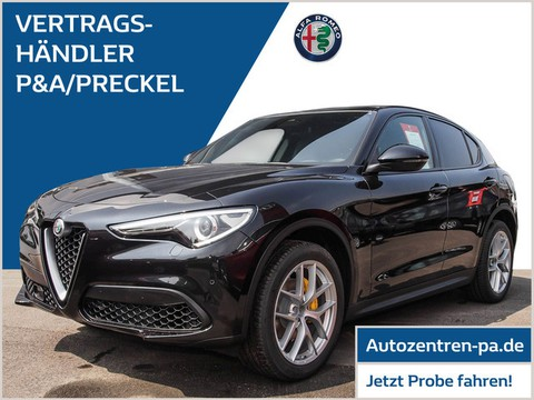 Alfa Romeo Stelvio 2.0 Turbo 16V AT8-Q4 Super Sport Veloce