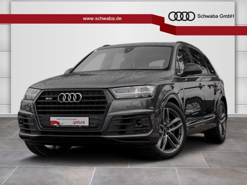 Audi SQ7 TDI Allr Lenk
