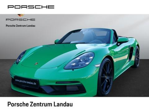 Porsche Boxster 4.0 718 GTS Sportfahrwerk 20-Zoll