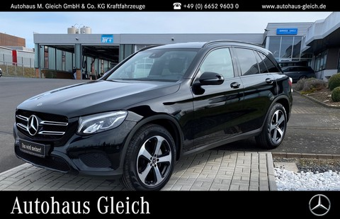 Mercedes-Benz GLC 250 d EXCLUSIVE Exterieur