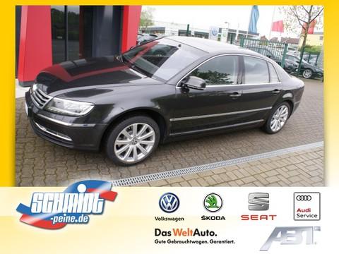 Volkswagen Phaeton V6 TDI Premium RearSeat19