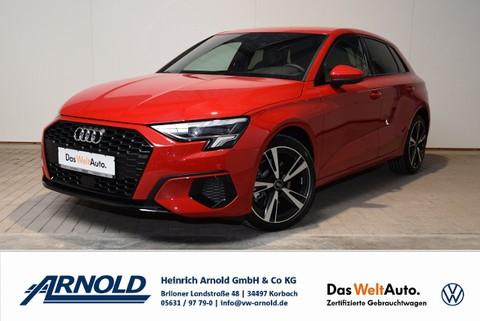 Audi A3 Sportback TFSI advanced
