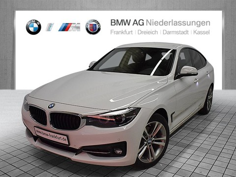 BMW 320 d GT Alarmanlage