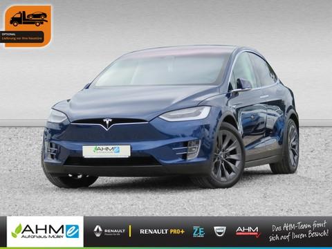 Tesla Model X 100D | AP2 - Kaltwetterp - Premium-P - Carbon