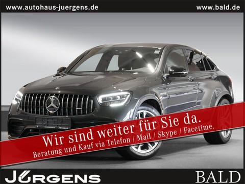 Mercedes-Benz GLC 63 AMG S Coupé 20 Performance DriversP