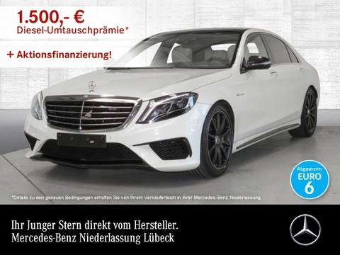 Mercedes S 63 AMG L