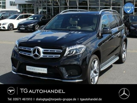 Mercedes-Benz GLS 350 d AMG Line HARMAN KARDON