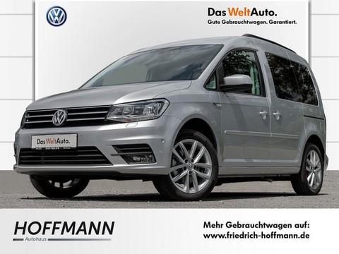 Volkswagen Caddy 1.4 TSI Comfortline Behindertenausbau