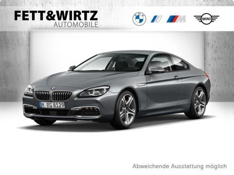 BMW 640 d Coupe UD H&K Rück