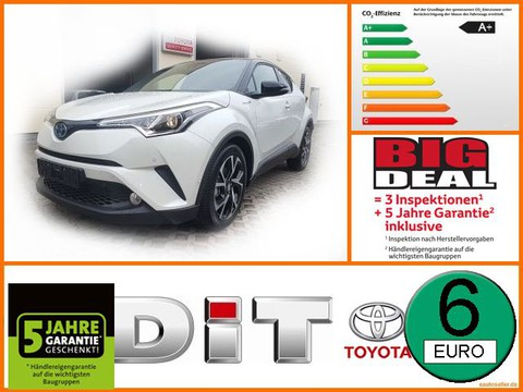 Toyota C-HR 1.8 l Style Selection