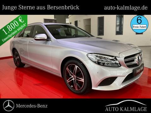 Mercedes-Benz C 200 d T AVANTGARDE Licht Spur