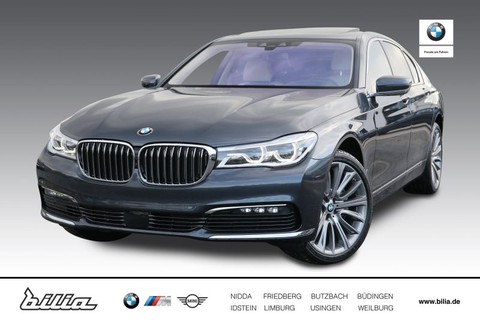 BMW 740 d xDrive Limousine Touch Command