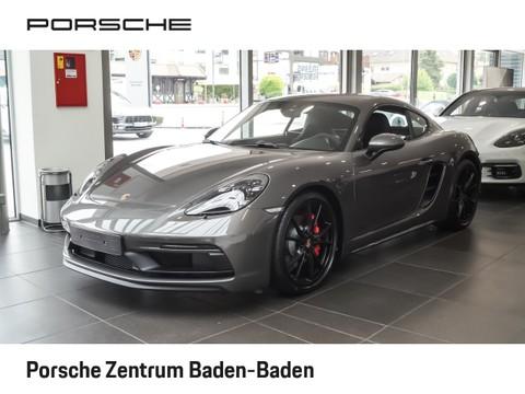Porsche Cayman 718 GTS inkl Plus (18-Wege)