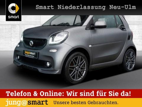 smart ForTwo cabrio 66kW prime BRABUS tailor made