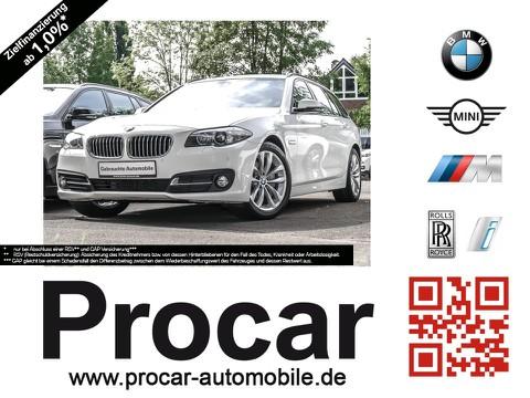 BMW 525 d Edition Sport Komfortsitze