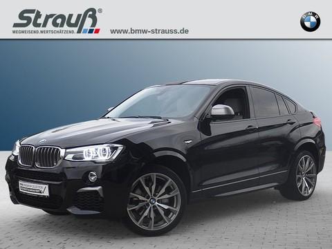 BMW X4 M40 i M Sportpaket HK HiFi