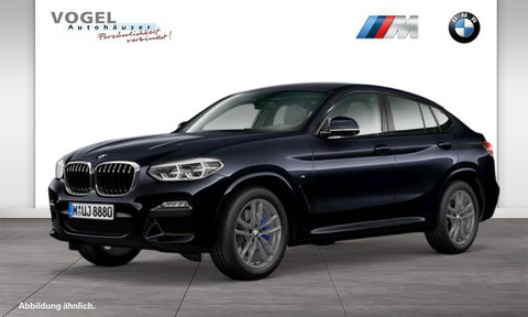 BMW X4 xDrive30i Modell M Sport BMW Live Prof Display Parking Assistant Plus Driving Assistant Ambientes Licht