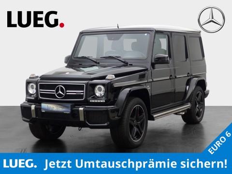 Mercedes G 63 AMG Designo