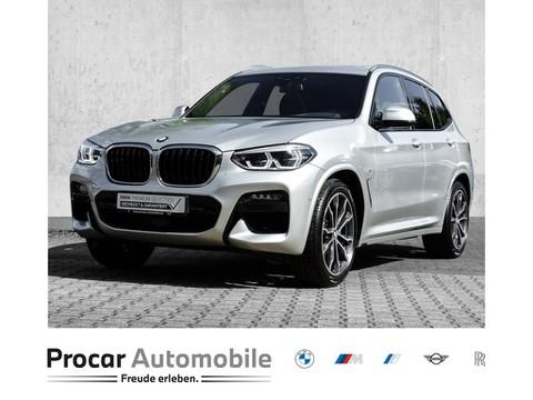 BMW X3 xDrive30d MSPORT HARKARD ADAPLED Finab