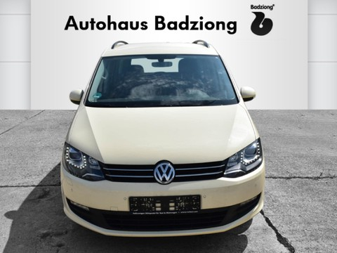 Volkswagen Sharan 2.0 TDI TAXI EXPORT HÄNDLERFAHRZEUG