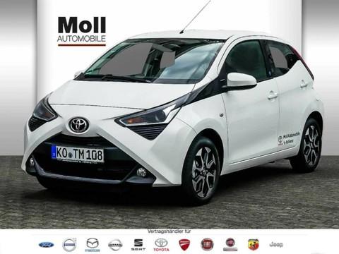 Toyota Aygo 1.0 Team Deutschland