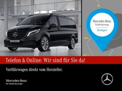 Mercedes-Benz V 250 d lang ° Night Spurhalt