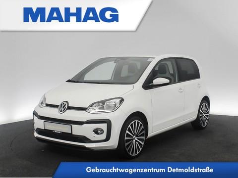 Volkswagen up 1.0 TSI HIGH 4doors BlackPack 17Zoll