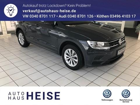 Volkswagen Tiguan 1.4 TSI Front