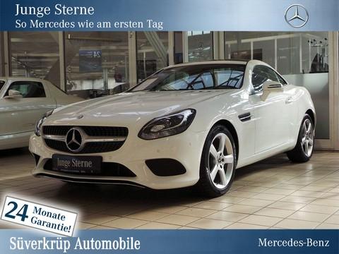 Mercedes SLC 180 Spiegel-Pak