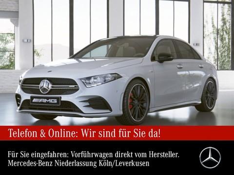 Mercedes-Benz A 35 AMG ° Spurhalt