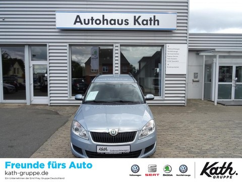 Skoda Roomster 1.2 TDI Style Plus Edition