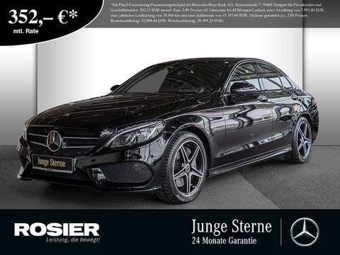 Mercedes-Benz C 400 AMG Line