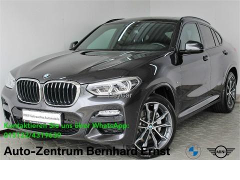 BMW X4 xDrive25d M Sport Innovationsp Prof
