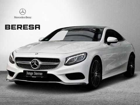 Mercedes-Benz S 500 Coupé AMG Magic Sky °