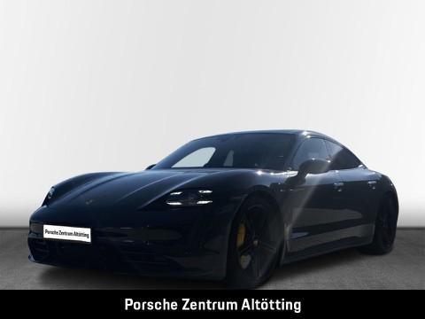 Porsche Taycan Turbo S  Beifahrerdisplay Surround View 