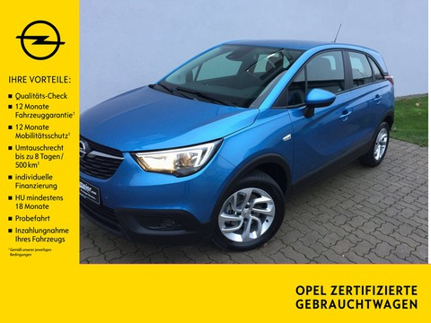 Opel Crossland X 1.2 T Edition Allwetter