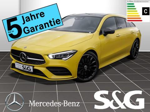 Mercedes-Benz CLA 250 Shooting Brake AMG line Sitzkl