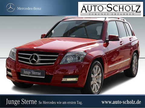 Mercedes GLK 250 BE Sportpake