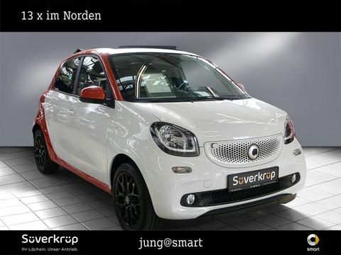 smart ForFour turbo EINPARK