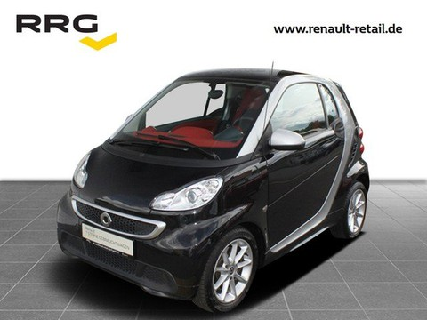 smart ForTwo coupe MHD Passion ; Panoramada
