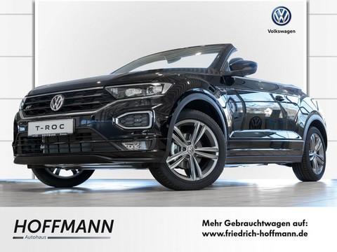 Volkswagen T-Roc 1.5 TSI Cabriolet R-Line