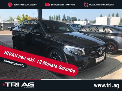 Mercedes-Benz GLC 43 AMG Coupe AD