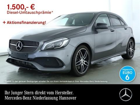 Mercedes A 220 AMG Line