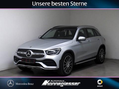 Mercedes-Benz GLC 200 2020 AMG-LINE PSD ASSISTENZ