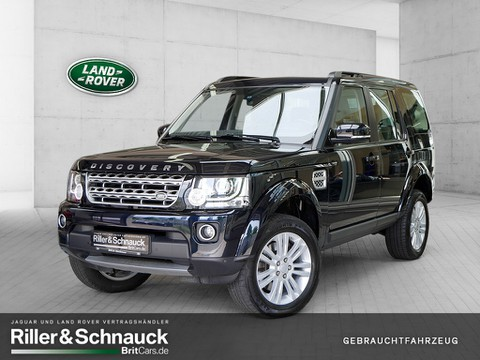 Land Rover Discovery 3.0 4 SDV6 HSE Luxury