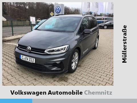 Volkswagen Touran 2.0 TDI Black Style