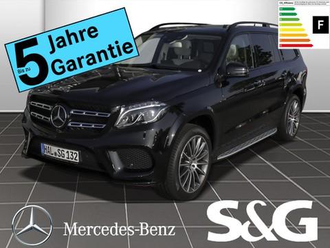 Mercedes-Benz GLS 500 AMG line Sitzklima