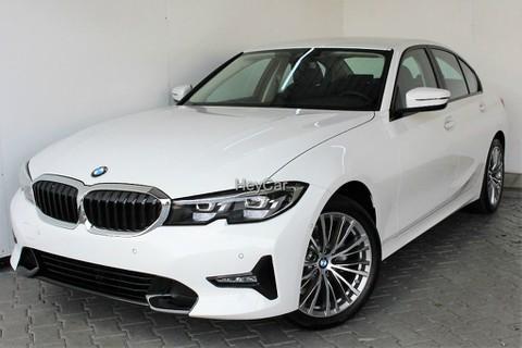 BMW 318 d Sport Line HiFi Live